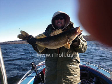 Tom's Monster caught with iTroll!