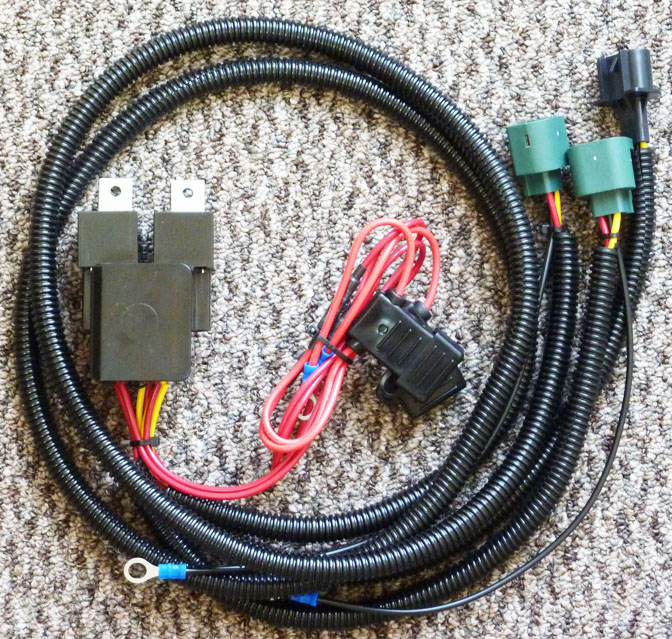9008.smart.harness buybritebox com brite box smart headlight relay harnesses Ford F-350 Trailer Wiring Diagram at n-0.co